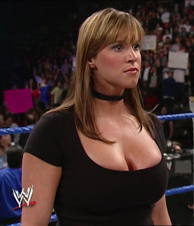 Biggest tits in wwe