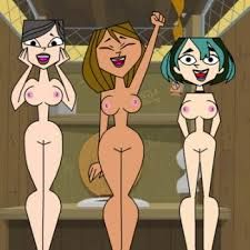 Total drama all characters naked